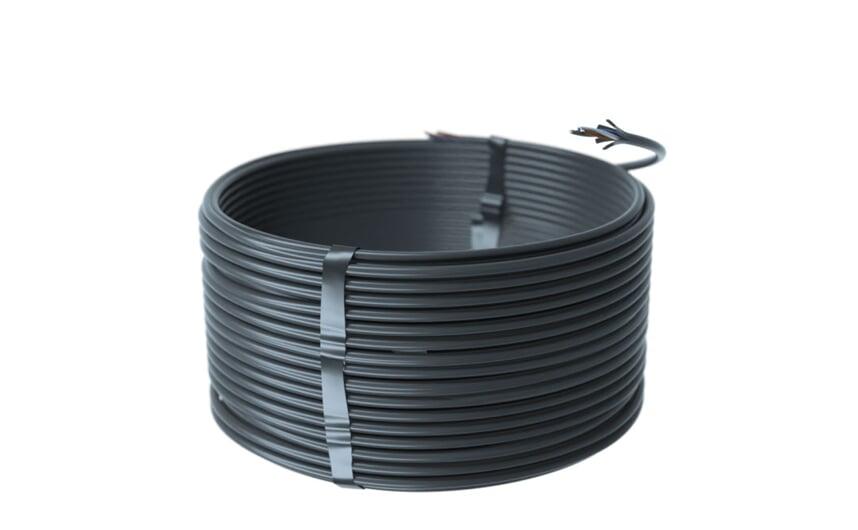 Sensor cable 100 m ring PVC 4x0.25 mm²