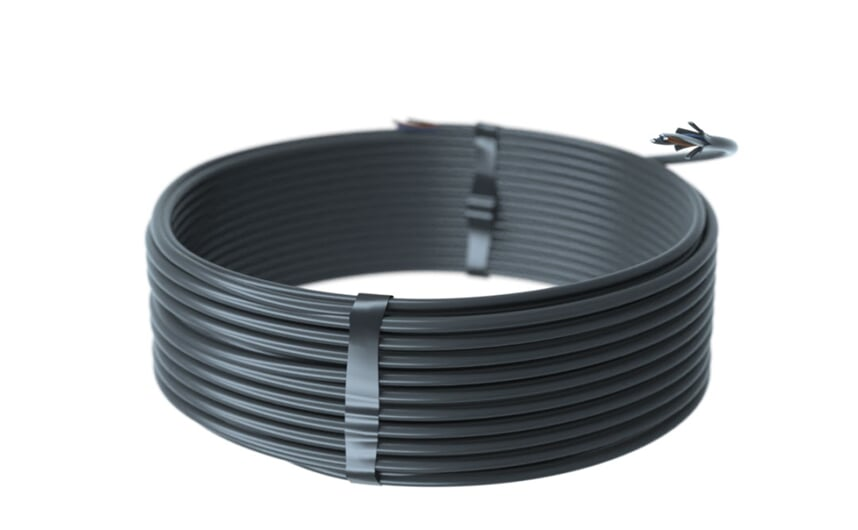 Sensor cable 50 m ring PUR 4x0.34 mm²