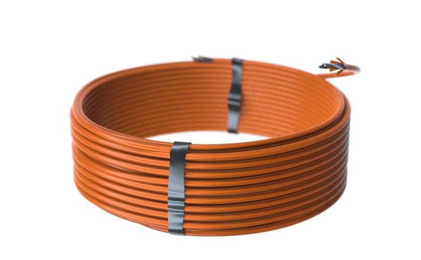 Sensor cable 50 m ring PVC 4x0.34 mm²