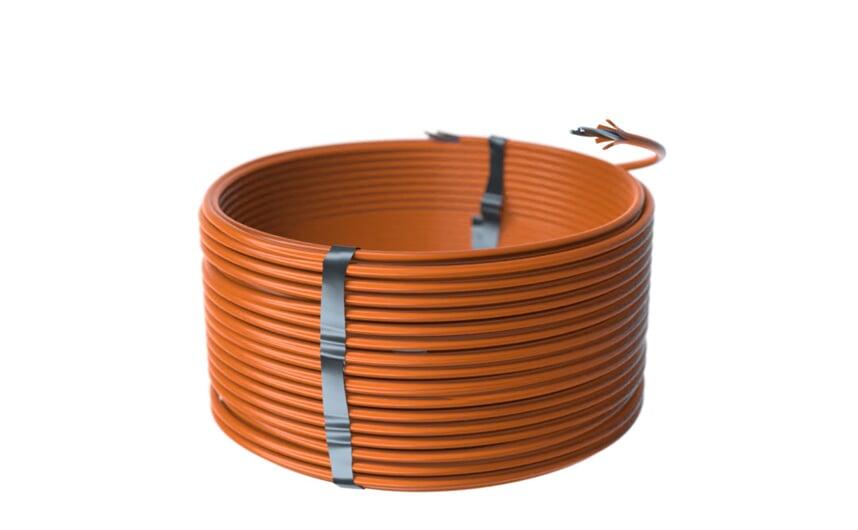 Sensor cable 100 m ring PVC 4x0.34 mm²