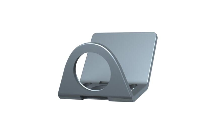 Sound deflection angle small for ultrasonic sensors