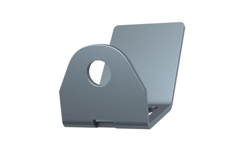 Sound deflection angle for ultrasonic sensors large