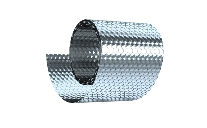 Reflective tape 50x1000 mm