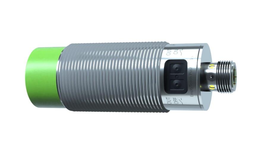 Capacitive sensor M30x1.5 metal thread