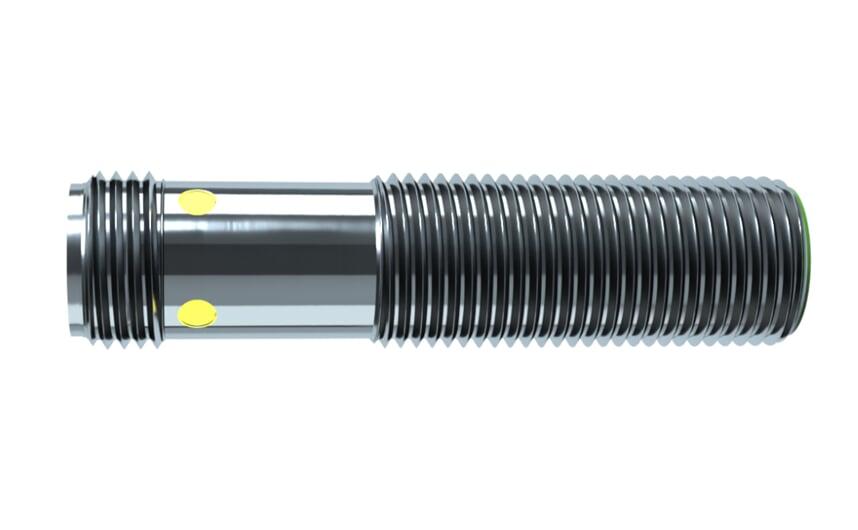 Capacitive sensor M12x1 thread Standard Class IP67