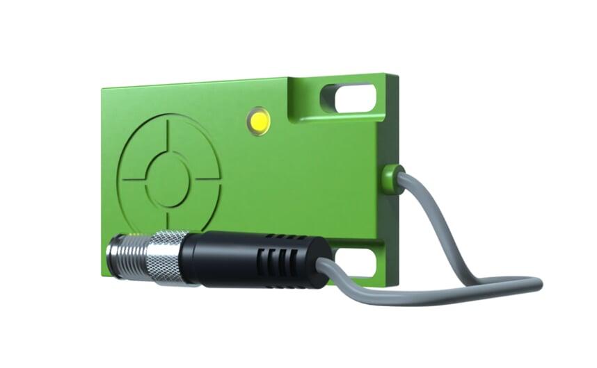 Capacitive sensor Standard Class IP67, rectangular