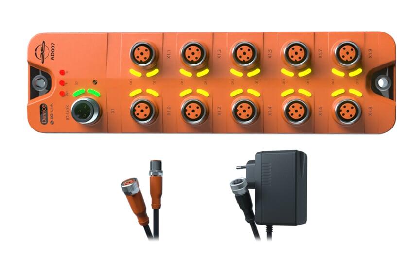 Sensor PNP output to Cloud Retrofit (10 sensors)