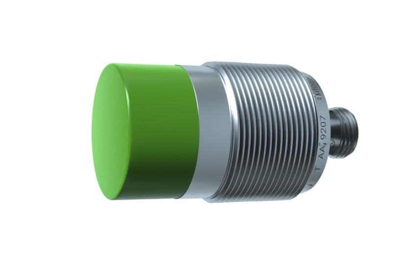 Inductive sensor with IO-Link IP69K