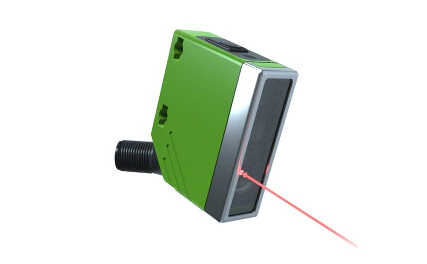 Retro-reflective sensor with PA housing