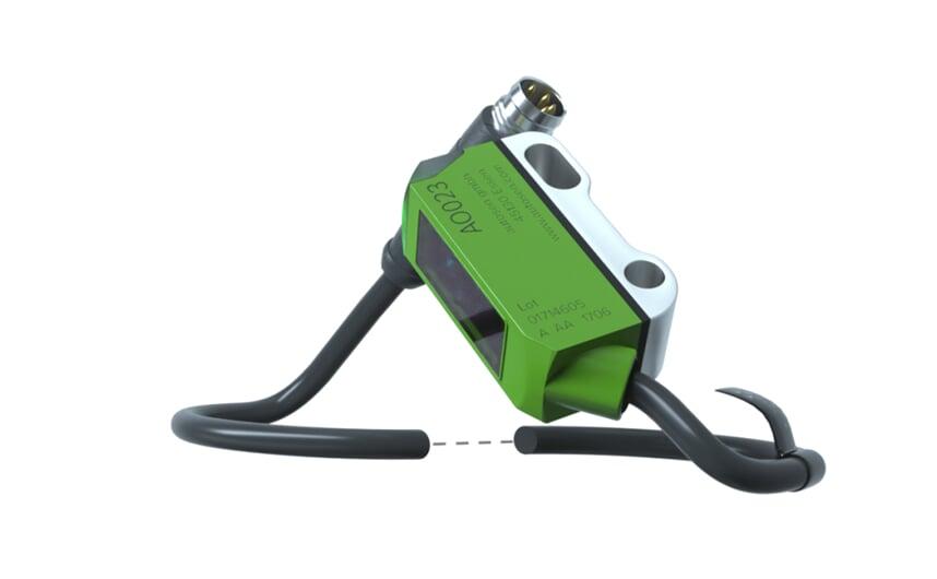Mini Through-beam sensor with PA housing