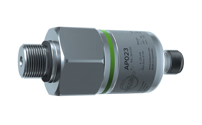 Electronic pressure sensor G1/4A M5I