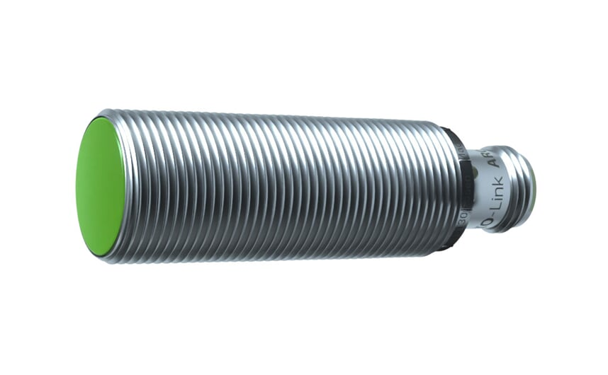 Rotational speed sensor with IO-Link