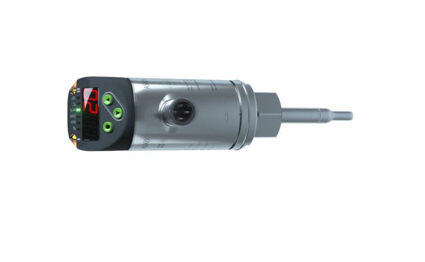 Flow sensor Programmable M18x1 , 5I
