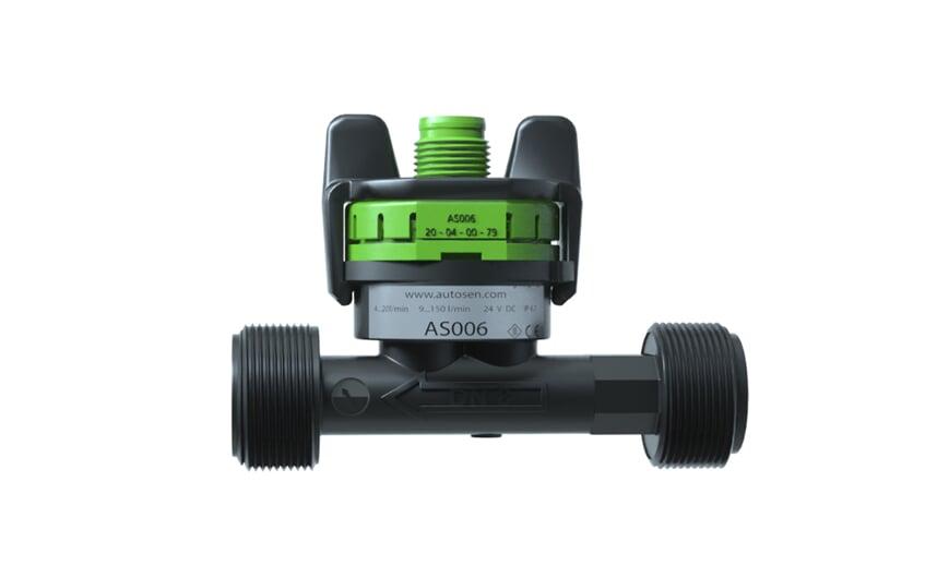 Vortex flow sensor G1/2M