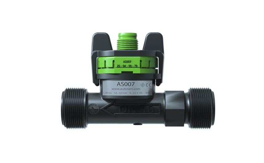 Vortex flow sensor G3/4M