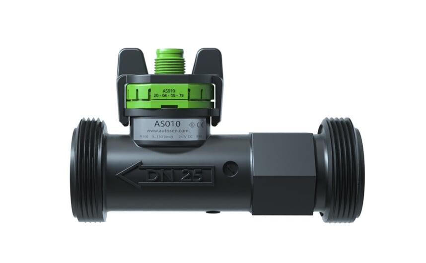 Vortex flow meter G1 1/4M