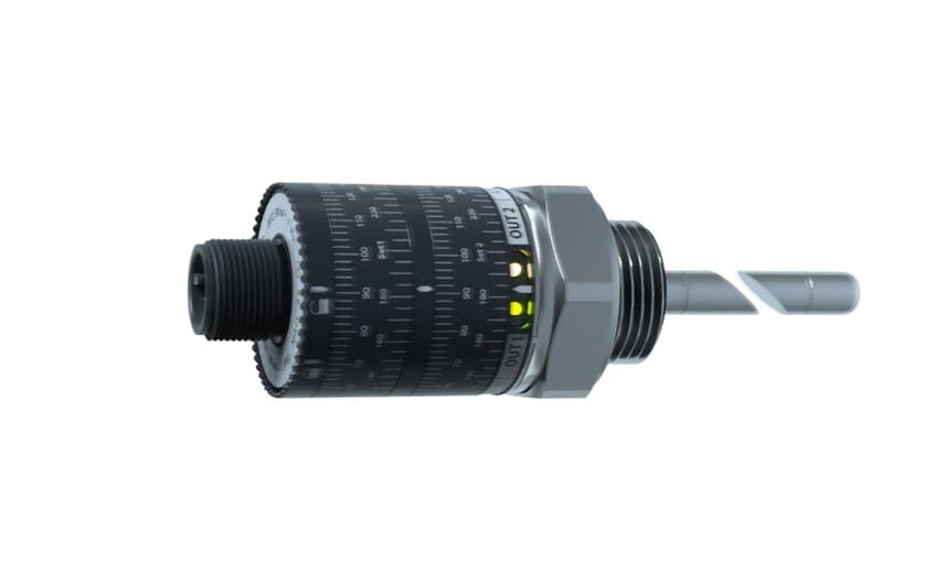 Electr. temperature sensor G1/2M 250 mm