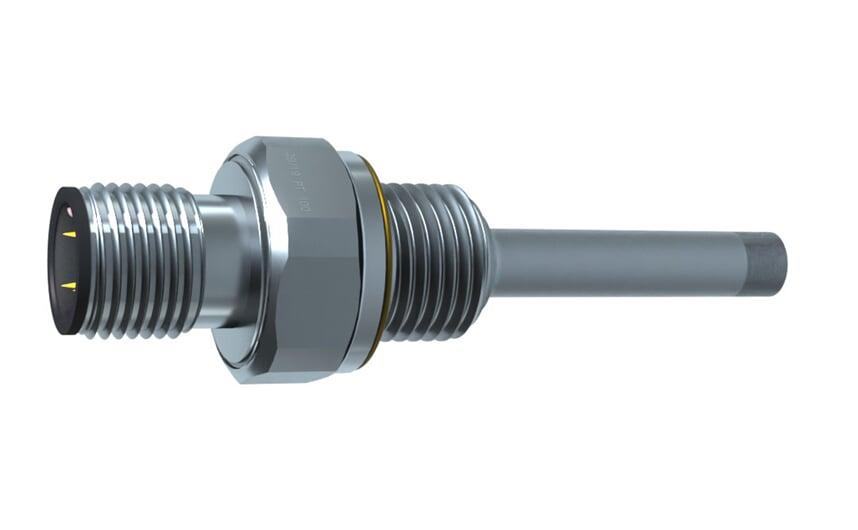 Screw-in sensor Pt100 G1/4M