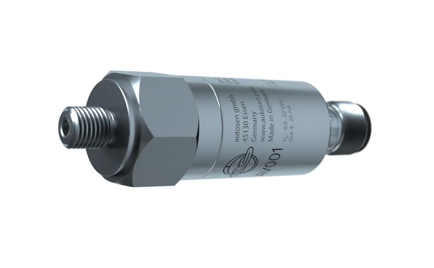Vibration transmitter ISO10816