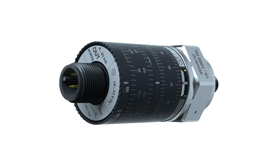 Vibration monitor adjustable ISO10816