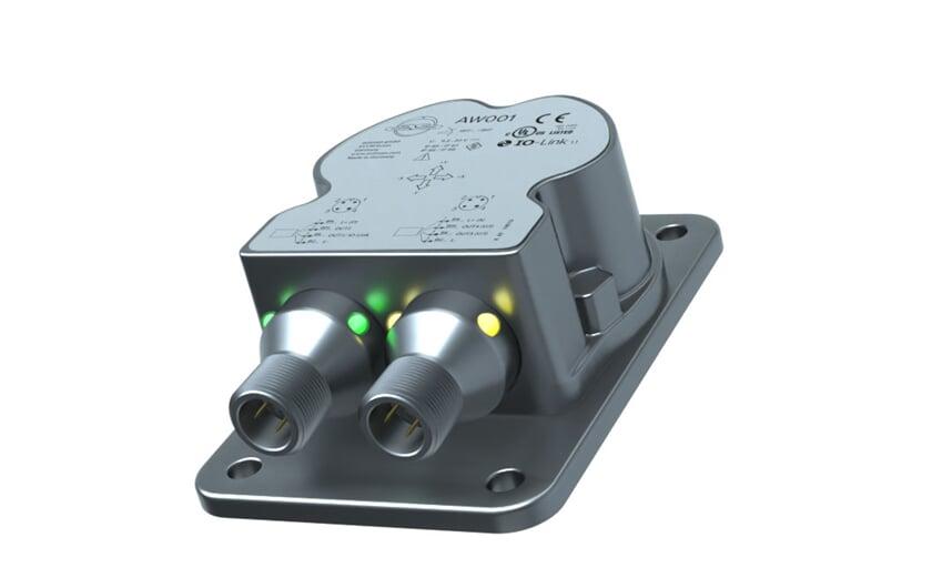 Inclination sensor 2 axes
