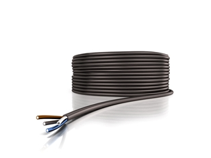 Sensor cable 50 m ring PVC 4x0.25 mm²