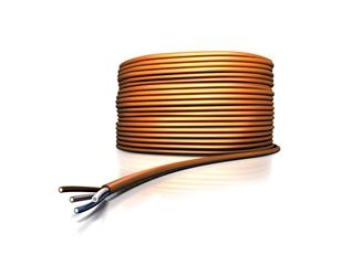 Sensorleitung 100 m Ring PVC 4x0,34 mm²