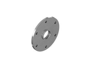 Flanschplatte 73-90 G3/4I