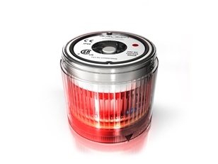 LED stack light 24 VDC red