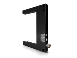 Photoelectric fork sensor, Fork width 80 mm