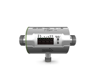 Programmable flow sensor G1/2M