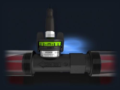 autosen AS009 Vortex-Durchflusssensor für 5...85l//min