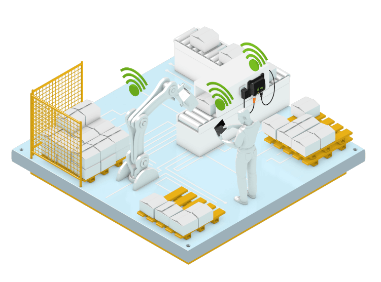 Your partner for automation technology & IIoT